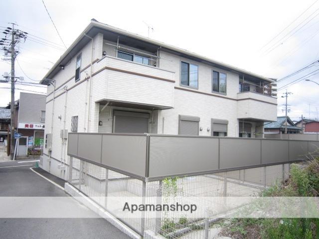 愛知県瀬戸市、瀬戸市役所前駅徒歩18分の新築 2階建の賃貸アパート