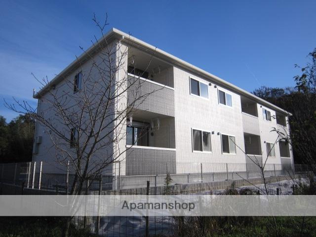 愛知県豊田市、八草駅徒歩2分の築1年 2階建の賃貸アパート