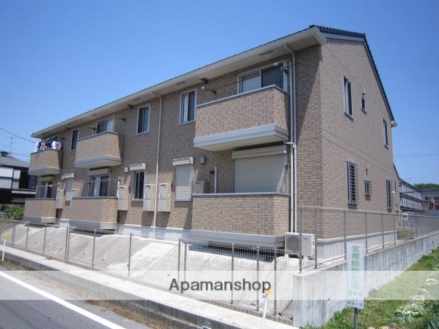愛知県瀬戸市、水野駅徒歩28分の築8年 2階建の賃貸アパート
