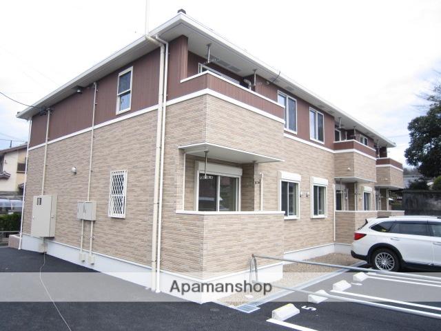 愛知県瀬戸市、尾張瀬戸駅徒歩14分の築2年 2階建の賃貸アパート