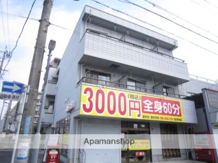 愛知県瀬戸市、水野駅徒歩5分の築20年 3階建の賃貸マンション