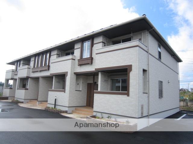 愛知県瀬戸市、山口駅徒歩35分の新築 2階建の賃貸アパート