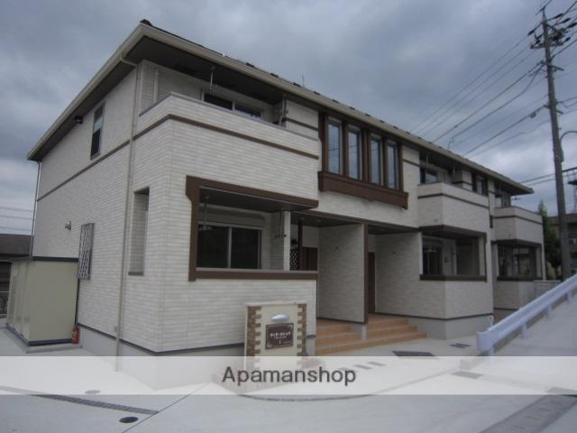 愛知県瀬戸市、瀬戸市役所前駅徒歩18分の築1年 2階建の賃貸アパート