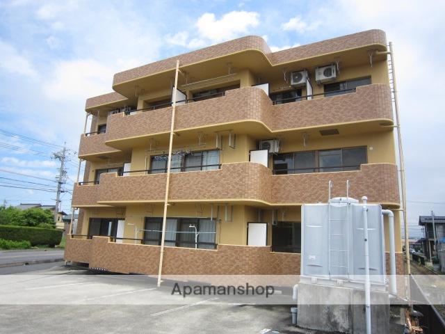 愛知県瀬戸市、三郷駅徒歩17分の築25年 3階建の賃貸マンション