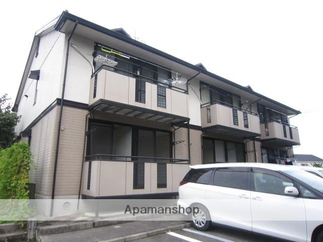 愛知県尾張旭市、大森・金城学院前駅徒歩10分の築22年 2階建の賃貸アパート