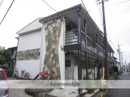 愛知県尾張旭市、印場駅徒歩8分の築48年 2階建の賃貸アパート