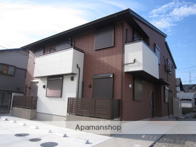 愛知県瀬戸市、瀬戸市役所前駅徒歩11分の新築 2階建の賃貸アパート