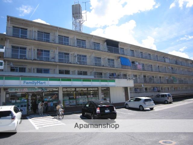愛知県瀬戸市、尾張瀬戸駅徒歩56分の築28年 4階建の賃貸マンション
