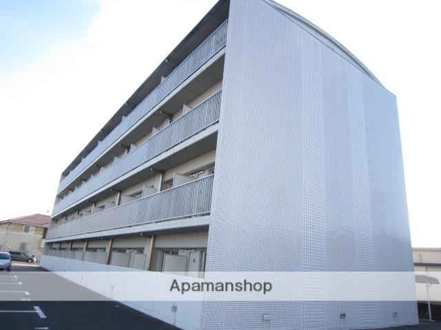 愛知県瀬戸市、山口駅徒歩5分の築14年 4階建の賃貸マンション