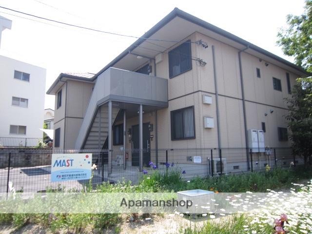 愛知県瀬戸市、水野駅徒歩16分の築13年 2階建の賃貸アパート