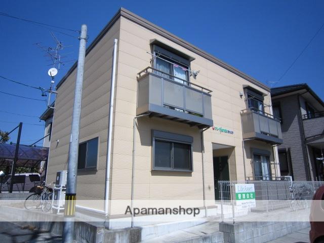 愛知県尾張旭市、尾張旭駅徒歩25分の築11年 2階建の賃貸アパート