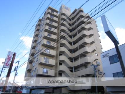 愛知県瀬戸市、尾張瀬戸駅徒歩10分の築34年 11階建の賃貸マンション