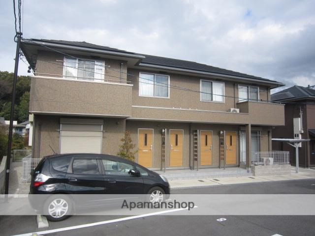 愛知県瀬戸市、中水野駅徒歩14分の築2年 2階建の賃貸アパート