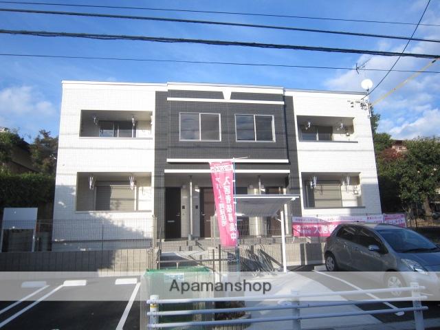 愛知県瀬戸市、瀬戸市役所前駅徒歩15分の新築 2階建の賃貸アパート