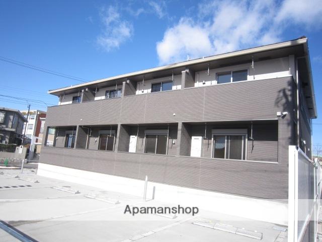 愛知県尾張旭市、三郷駅徒歩15分の新築 2階建の賃貸アパート