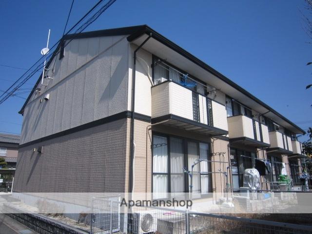 愛知県尾張旭市、三郷駅徒歩6分の築24年 2階建の賃貸アパート