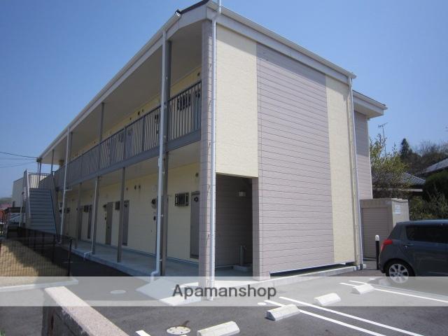 愛知県瀬戸市、尾張瀬戸駅徒歩45分の築6年 2階建の賃貸アパート