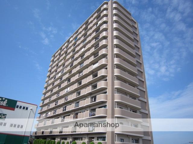 愛知県瀬戸市、新瀬戸駅徒歩9分の築19年 15階建の賃貸マンション