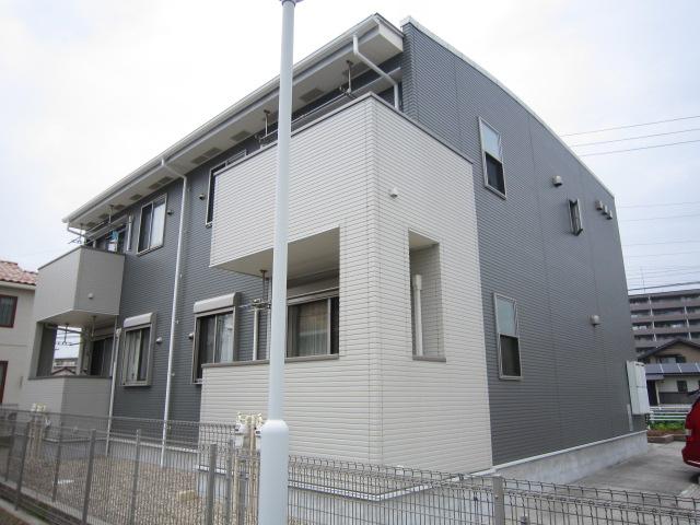 愛知県尾張旭市、印場駅徒歩18分の築7年 2階建の賃貸アパート