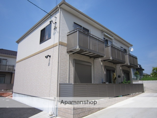 愛知県瀬戸市、三郷駅徒歩23分の築7年 2階建の賃貸テラスハウス