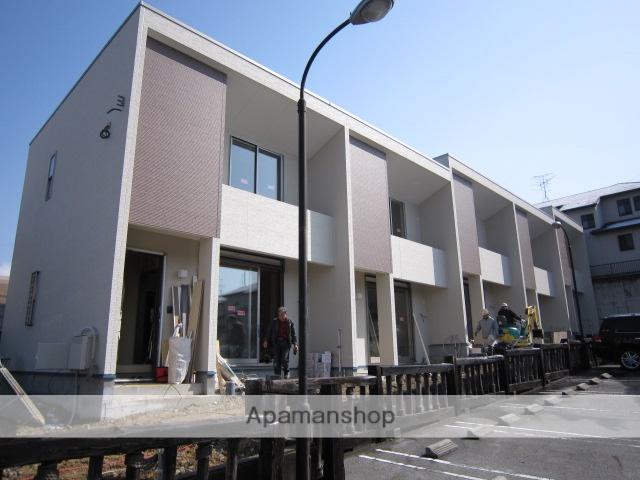 愛知県瀬戸市、水野駅徒歩16分の築6年 2階建の賃貸テラスハウス