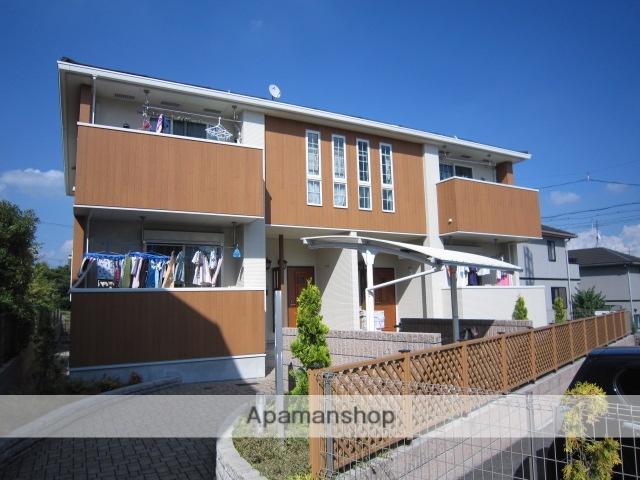 愛知県瀬戸市、三郷駅徒歩21分の築5年 2階建の賃貸アパート