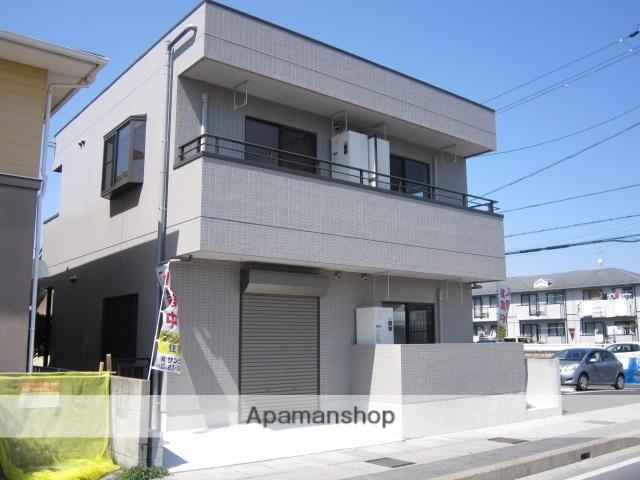 愛知県瀬戸市、山口駅徒歩25分の築6年 2階建の賃貸アパート