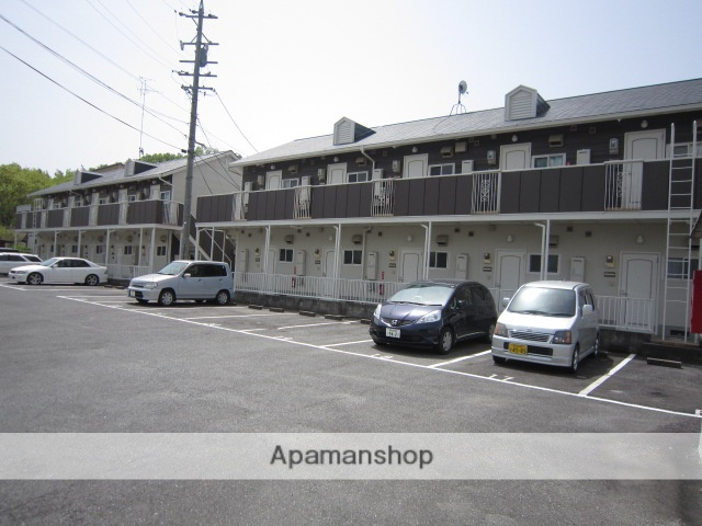 愛知県瀬戸市、中水野駅徒歩10分の築23年 2階建の賃貸アパート