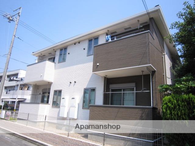 愛知県瀬戸市、三郷駅徒歩22分の築6年 2階建の賃貸アパート