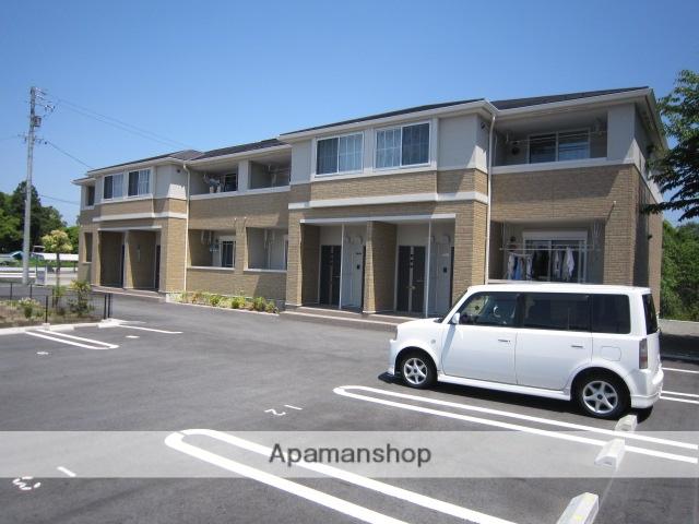 愛知県瀬戸市、水野駅徒歩25分の築5年 2階建の賃貸アパート