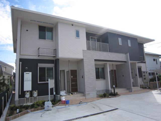 愛知県瀬戸市、三郷駅徒歩15分の築6年 2階建の賃貸アパート