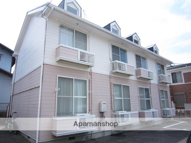 愛知県尾張旭市、尾張旭駅徒歩30分の築21年 2階建の賃貸アパート