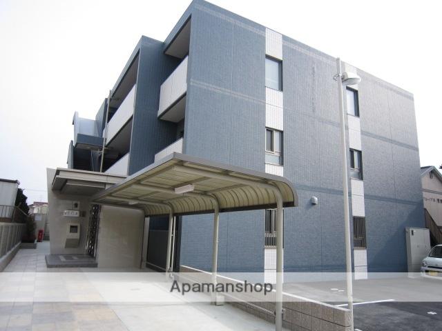 愛知県瀬戸市、山口駅徒歩30分の築5年 3階建の賃貸マンション