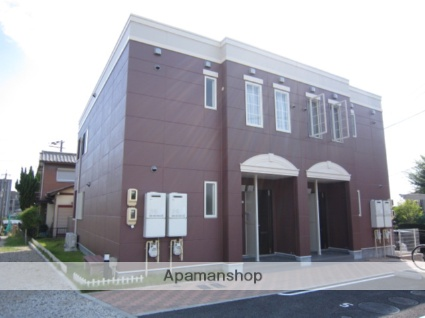 愛知県瀬戸市、水野駅徒歩17分の築4年 2階建の賃貸アパート