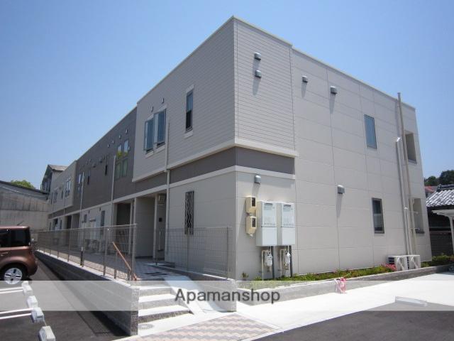 愛知県瀬戸市、新瀬戸駅徒歩9分の築5年 2階建の賃貸アパート