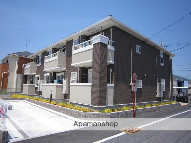 愛知県尾張旭市、三郷駅徒歩22分の築4年 2階建の賃貸アパート