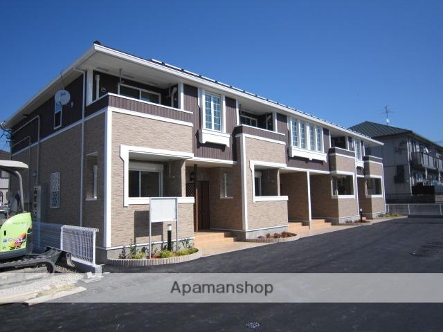 愛知県瀬戸市、山口駅徒歩11分の築4年 2階建の賃貸アパート