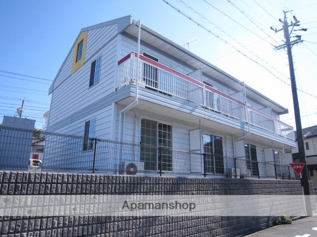 愛知県尾張旭市、尾張旭駅徒歩24分の築22年 2階建の賃貸アパート