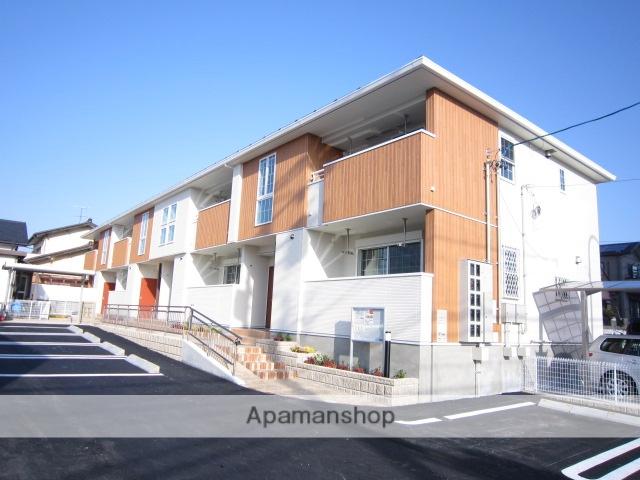 愛知県瀬戸市、水野駅徒歩29分の築4年 2階建の賃貸アパート