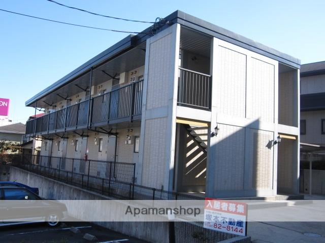 愛知県瀬戸市、中水野駅徒歩15分の築17年 2階建の賃貸アパート