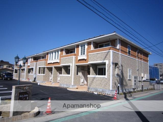 愛知県尾張旭市、尾張旭駅徒歩27分の築3年 2階建の賃貸アパート