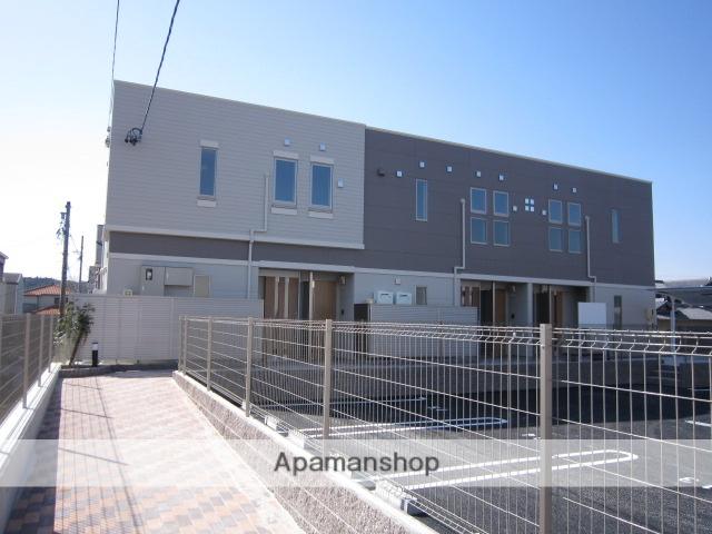 愛知県瀬戸市、山口駅徒歩5分の築4年 2階建の賃貸アパート