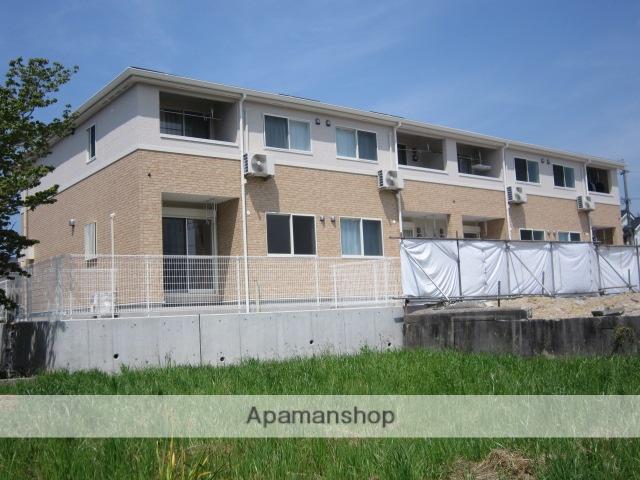 愛知県瀬戸市、三郷駅徒歩26分の築4年 2階建の賃貸アパート