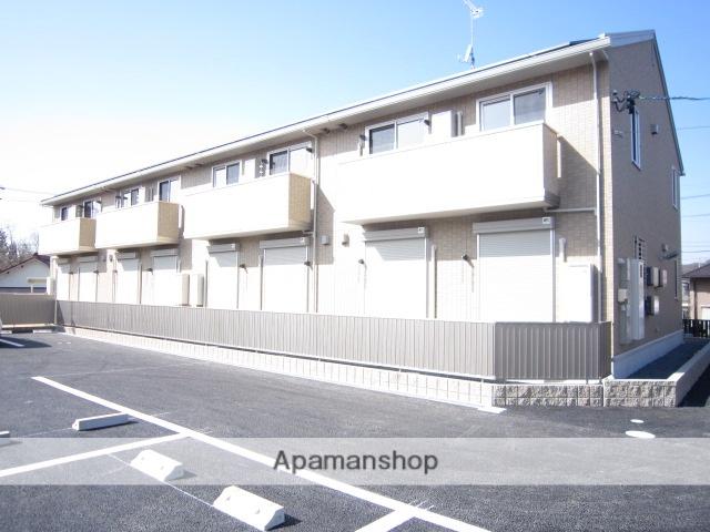 愛知県瀬戸市、中水野駅徒歩12分の築4年 2階建の賃貸アパート