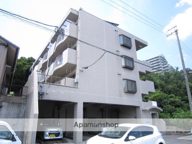 愛知県瀬戸市、新瀬戸駅徒歩8分の築21年 4階建の賃貸マンション