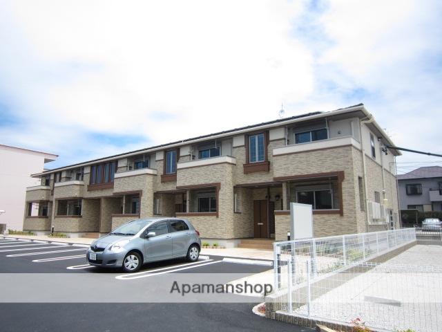 愛知県瀬戸市、瀬戸口駅徒歩4分の築4年 2階建の賃貸アパート