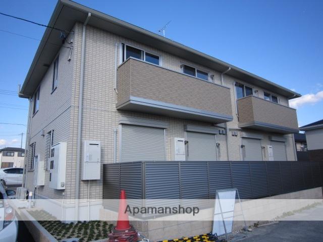 愛知県瀬戸市、水野駅徒歩5分の築4年 2階建の賃貸アパート