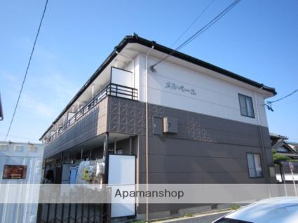 愛知県瀬戸市、三郷駅徒歩23分の築20年 2階建の賃貸アパート