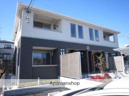 愛知県瀬戸市、新瀬戸駅徒歩25分の築3年 2階建の賃貸アパート
