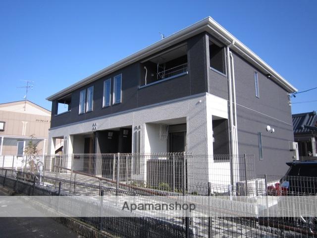 愛知県瀬戸市、新瀬戸駅徒歩30分の築3年 2階建の賃貸アパート